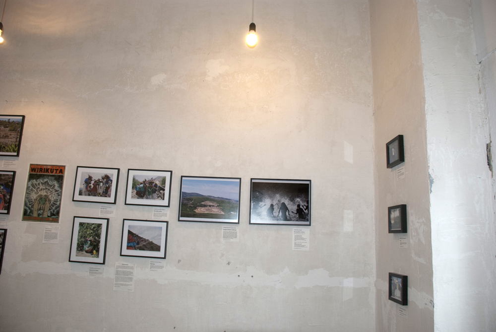 View on the exhibition.