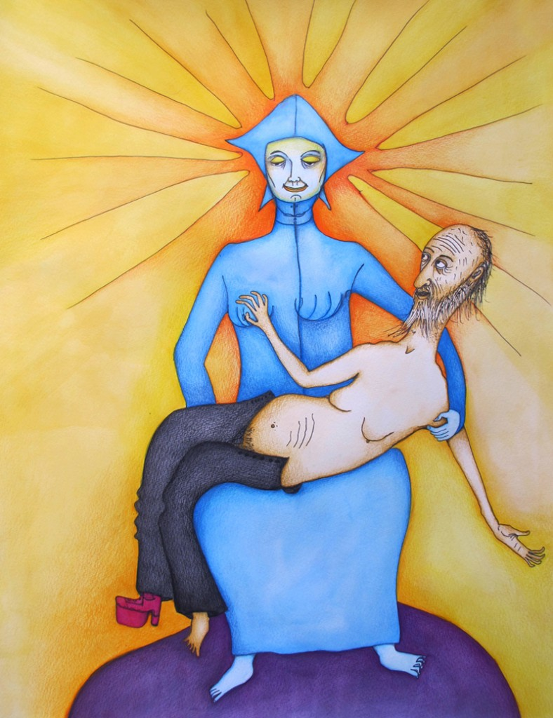 ALEJANDRO JODOROWSKY & PASCALE MONTANDON'S Art For Mutation