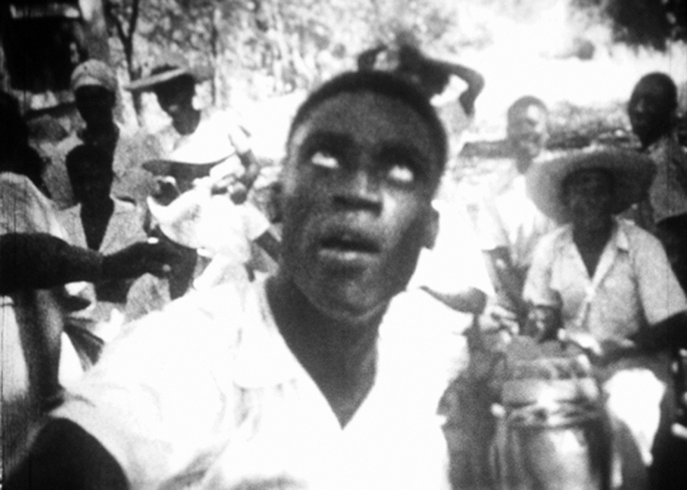 Divine Horsemen: The Living Gods of Haiti by Maya Deren