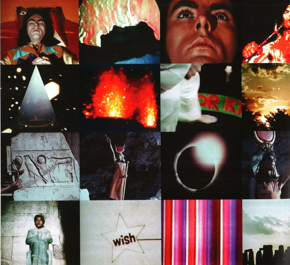 "In his cult film Lucifer Rising, filmmaker Kenneth Anger explains that he sought to bring forth elements of magic that ""work in life"". The film notably includes many scenes of nature and natural phenomena. Stills from Lucifer Rising (1967-1980) A film by Kenneth Anger."