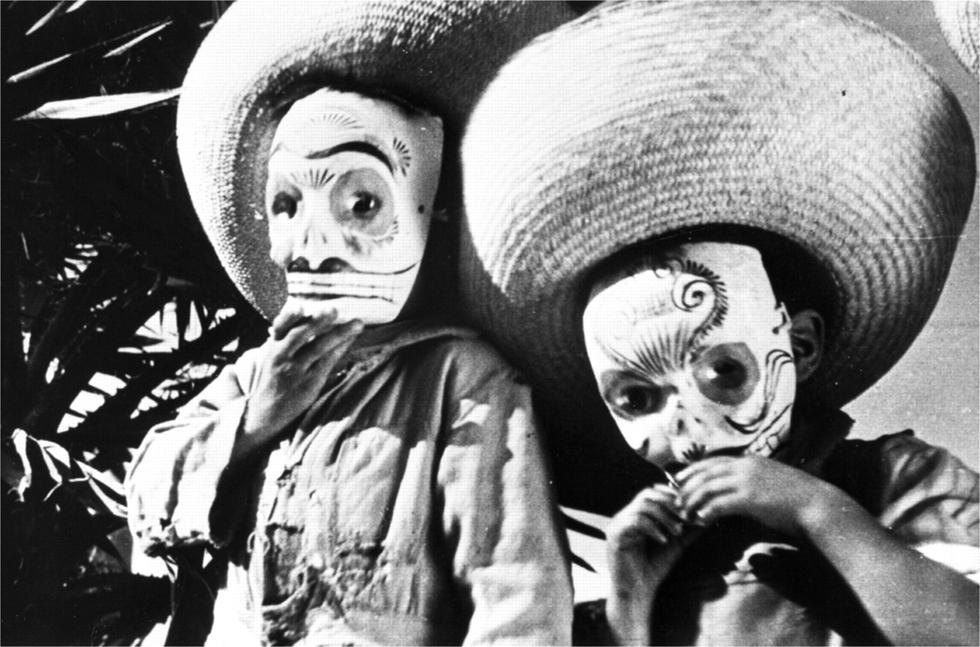 ¡Que viva México! by Sergei Eisenstein