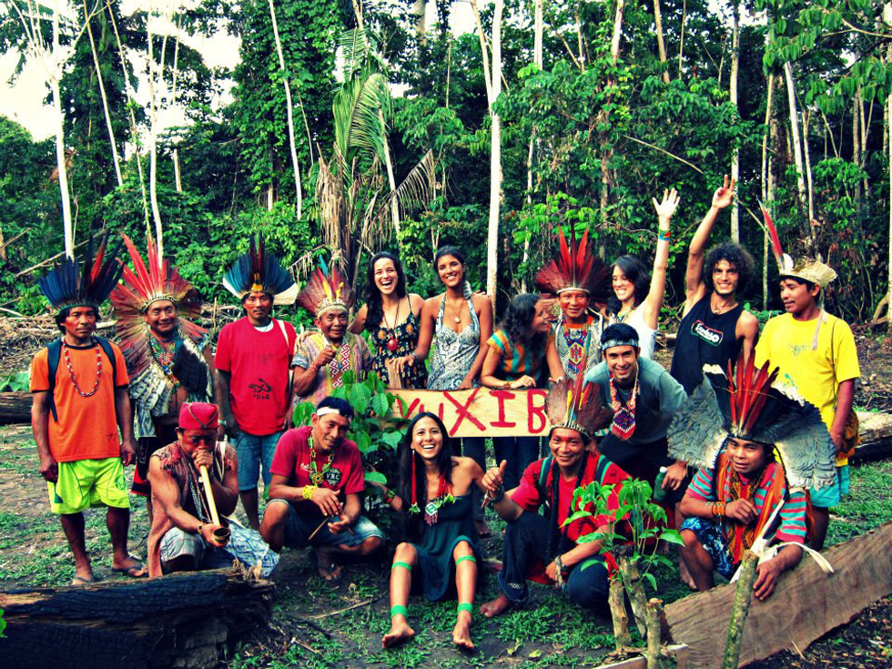 JOURNEY INTO THE BRAZILIAN AMAZON With The Huni Kuin By Mariana Maia