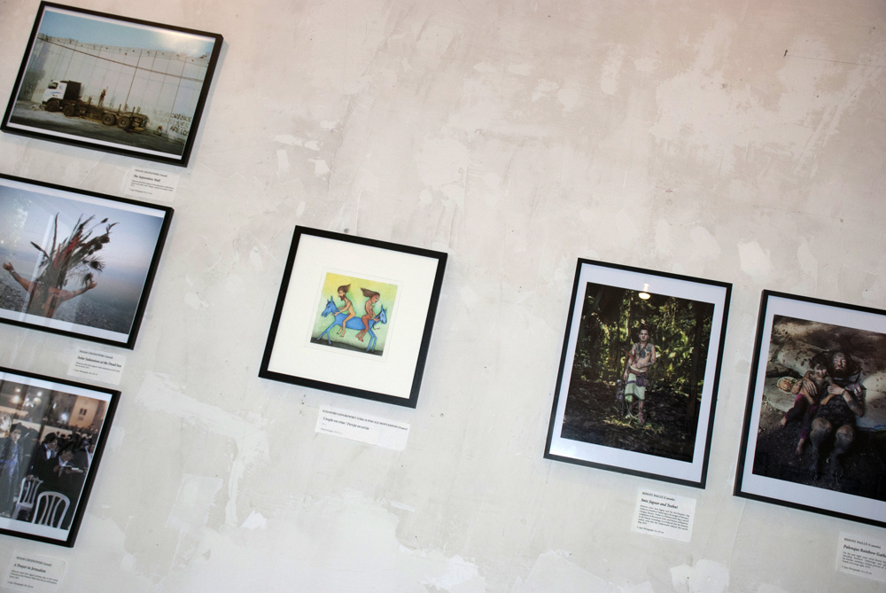 Another view on the exhibition.