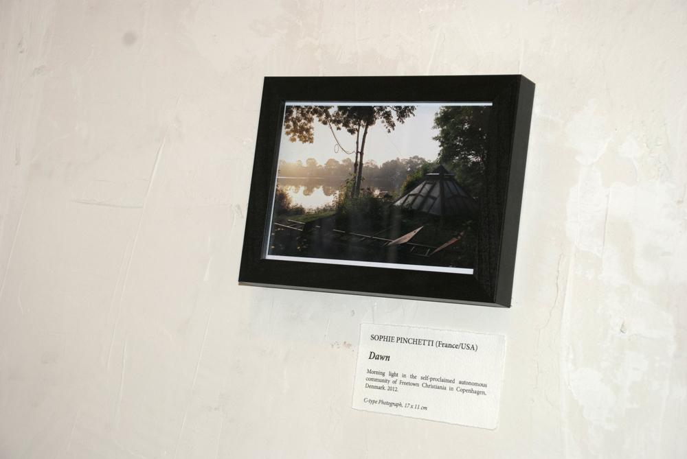 Dawn (2011) by Sophie Pinchetti.