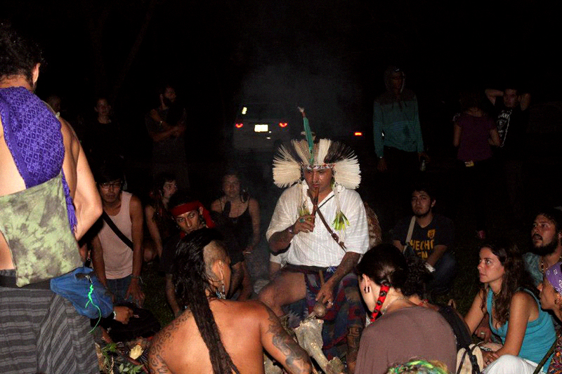 Ceremonies and Rituals at night Part I.