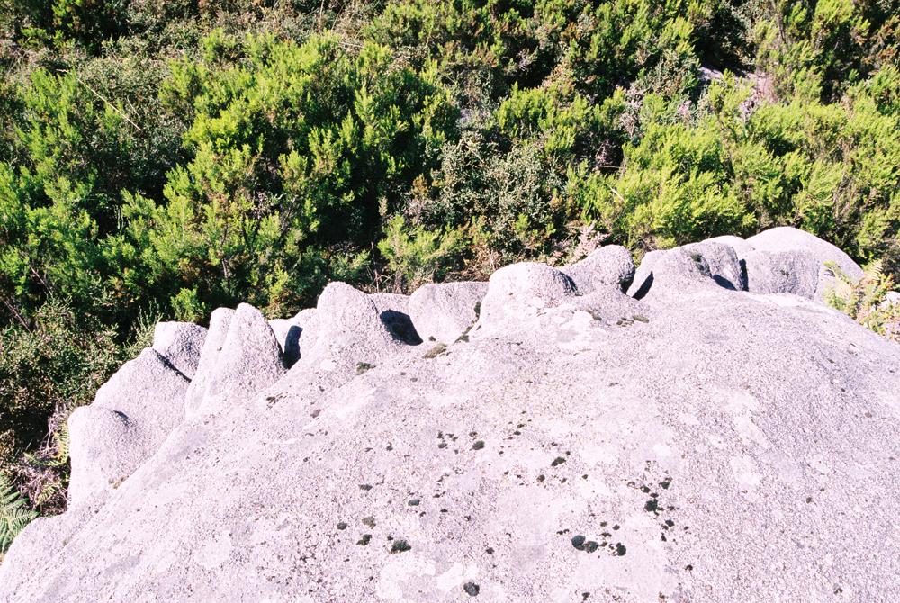 Rock Meditation.