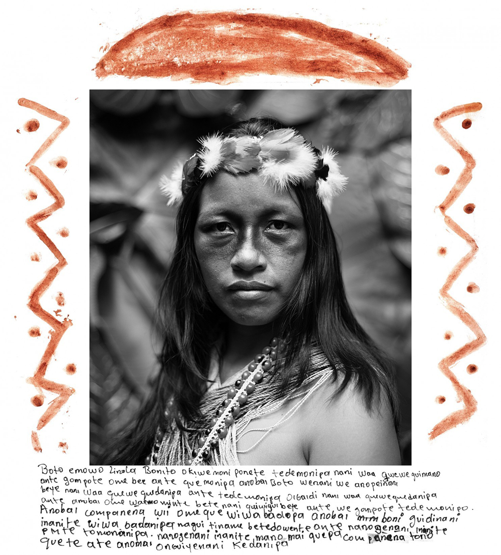 The Third Eye Magazine_Felipe Jacome_Amazon Indigenous_Ecuador-Guardians of life-04