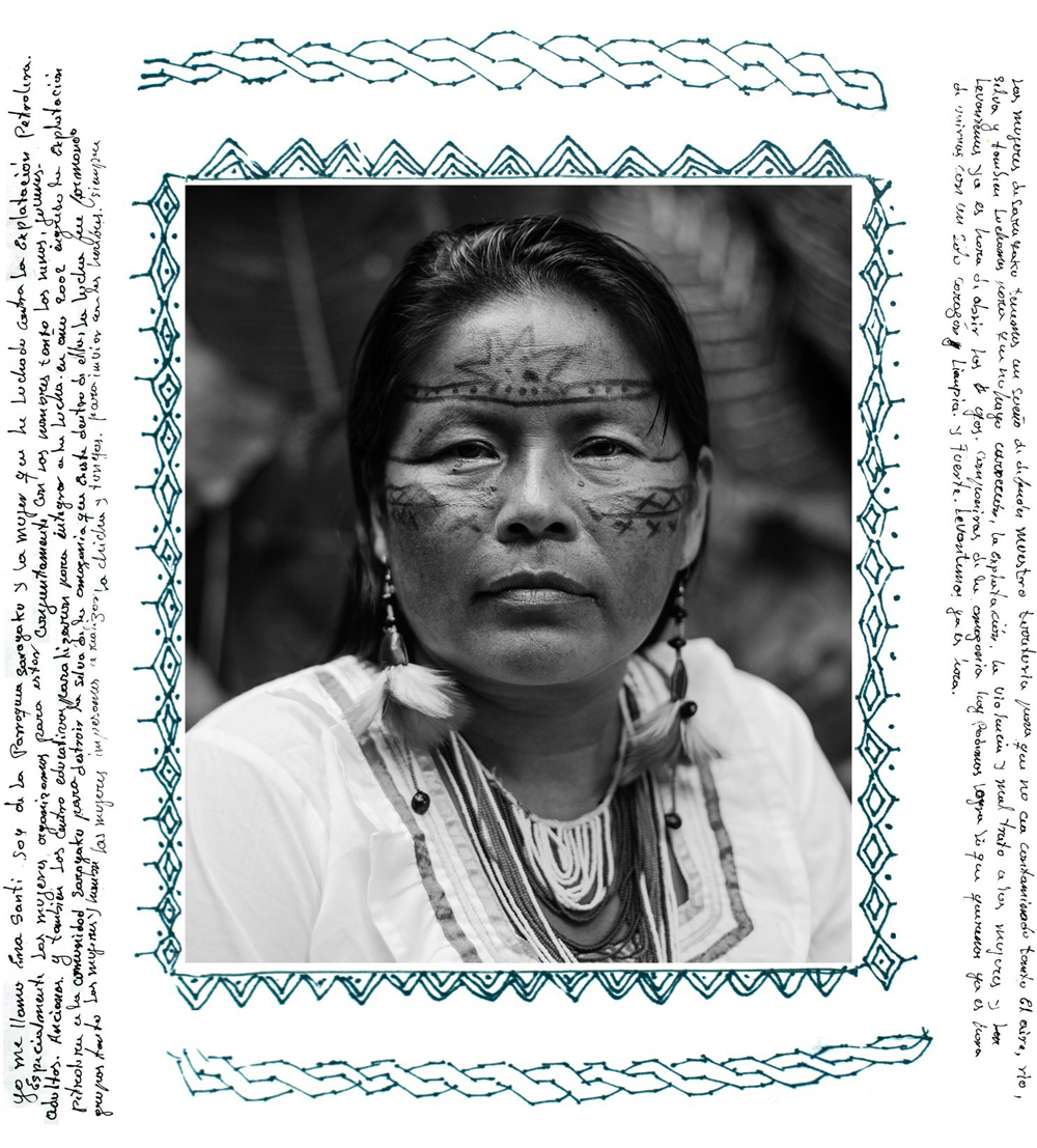 The Third Eye Magazine_Felipe Jacome_Amazon Indigenous_Ecuador-Guardians of life-08