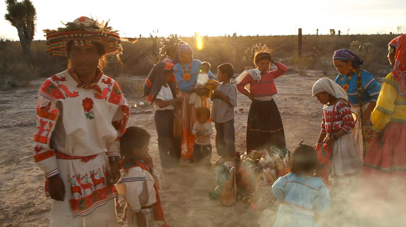 The Third Eye Magazine_Film_Huichols The Last Peyote Guardians Mexico-a film by Hernan Vilchez-04