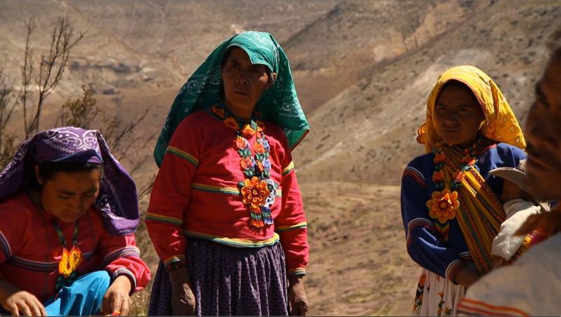 The Third Eye Magazine_Film_Huichols The Last Peyote Guardians Mexico-a film by Hernan Vilchez-20
