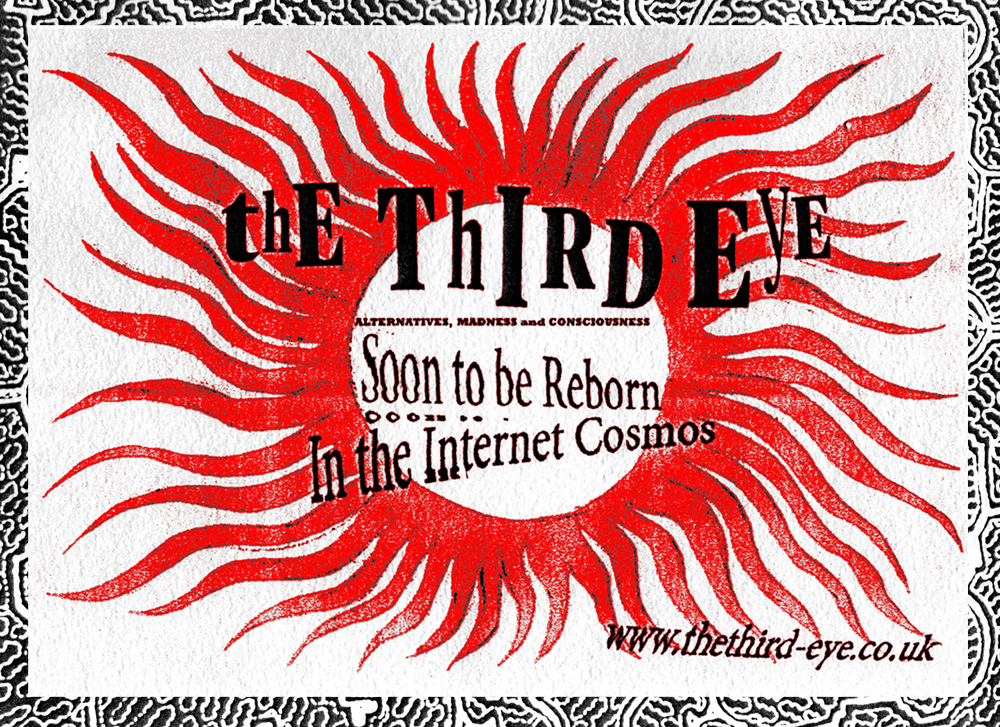 The Third Eye Magazine_Issue 02 Relaunch