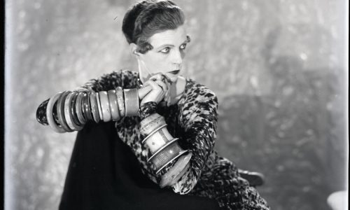 A Rebel Visionary: NANCY CUNARD