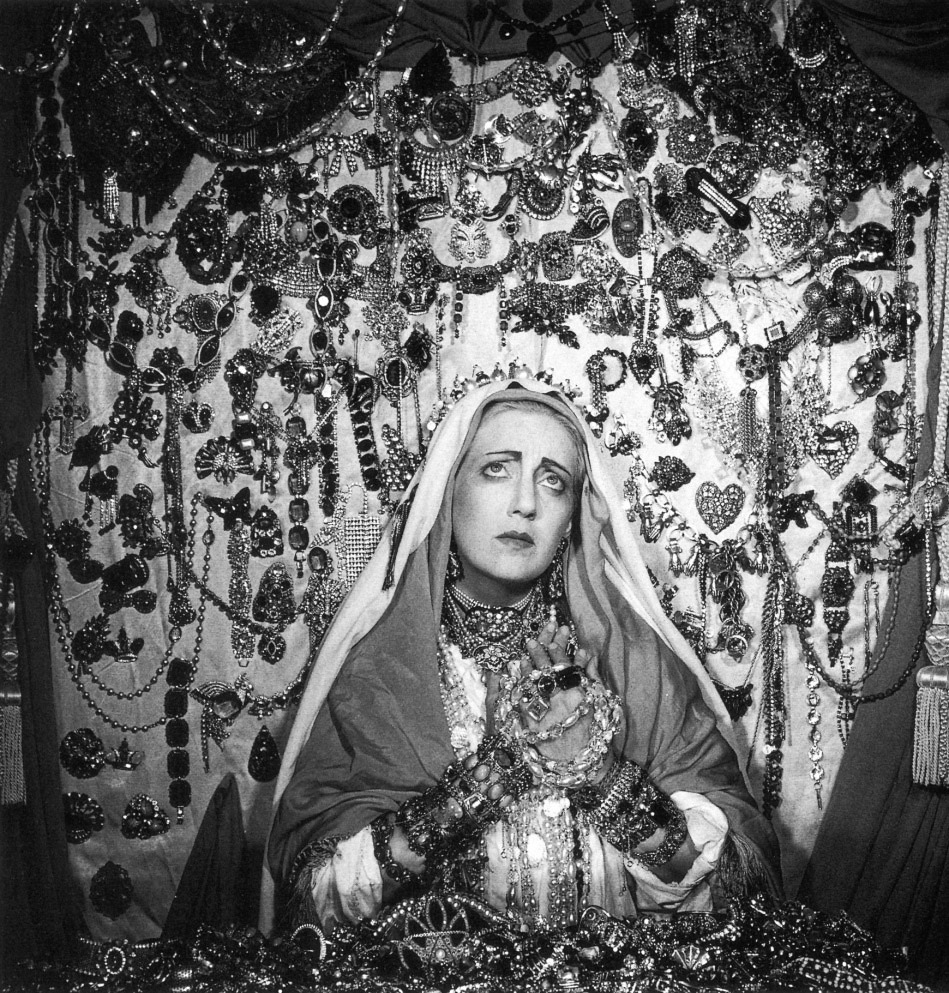 Virgin of Paste.