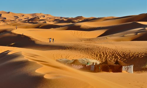 DREAMING IN THE SAHARA: Road Junky's Retreat