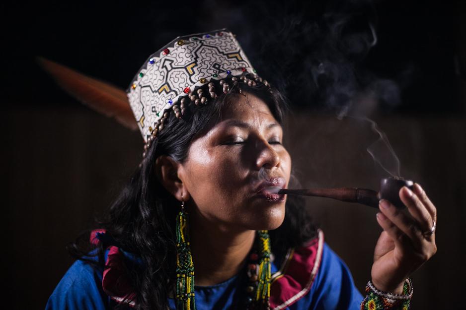 Shaman Sanken Ceremony Peru