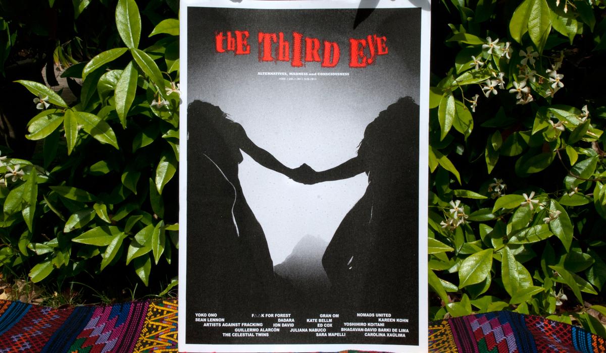 An analysis of the novel the third eye