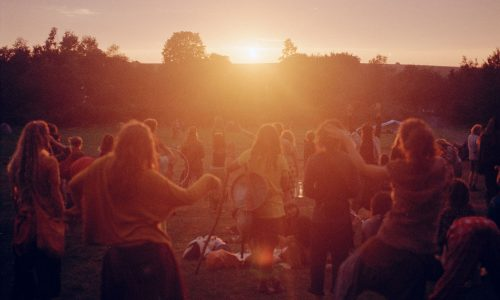 RAINBOW GATHERING In Romania And Hungary