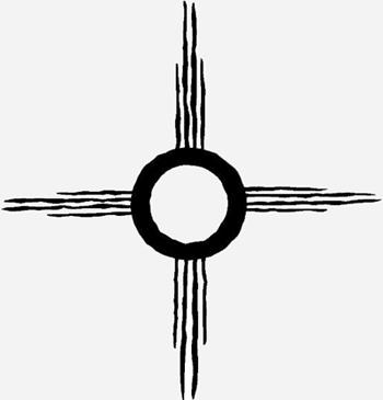 The Third Eye magazine-symbol