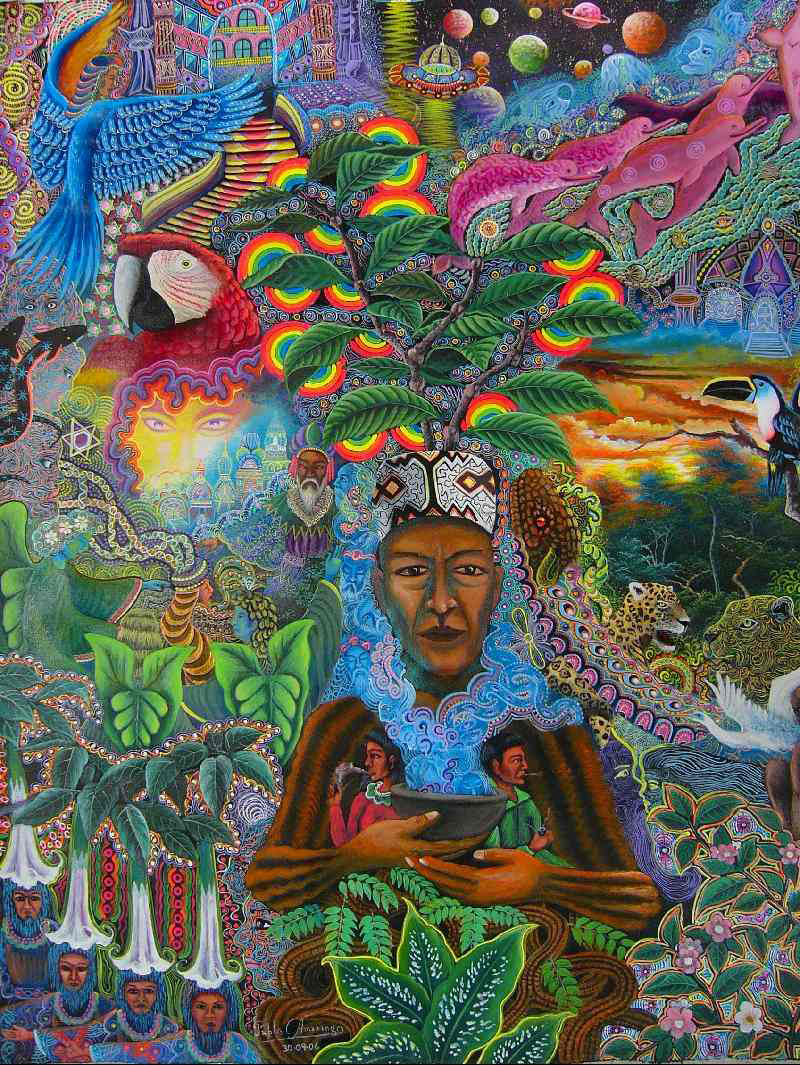 The Third Eye Magazine_Pablo Amaringo_Peru-Ayahuasca Visions-07