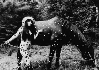 The Third Eye Magazine_Yayoi Kusama_Self Obliteration film 1967