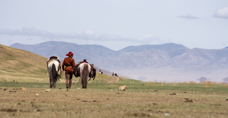 The Third Eye Magazine_Mongolia Horse Caravan_2015_08