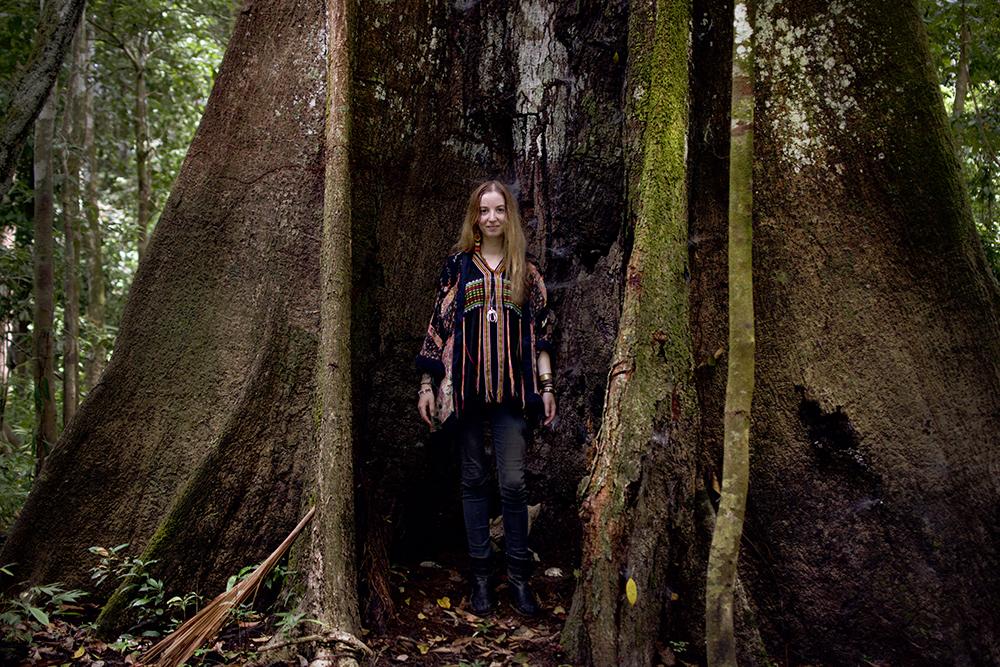 Portrait Amazonia-Sophie Pinchetti
